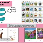 Letter Buddies Starters Series Description