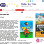 Digital Storytime Screenshot