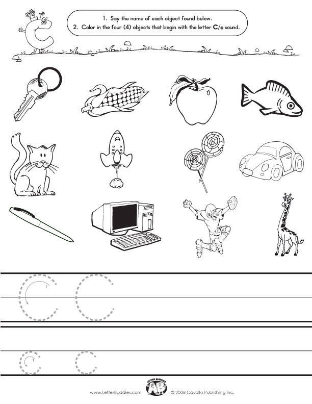 s sound coloring pages - photo #32