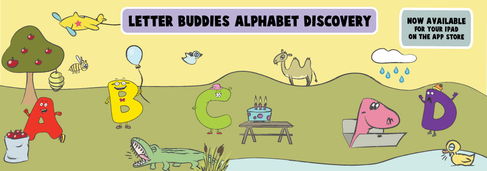Home – Alphabet Discovery Slider