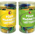 Letter Buddies Magnetic Letters